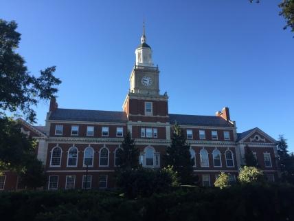 Le clocher de Howard University