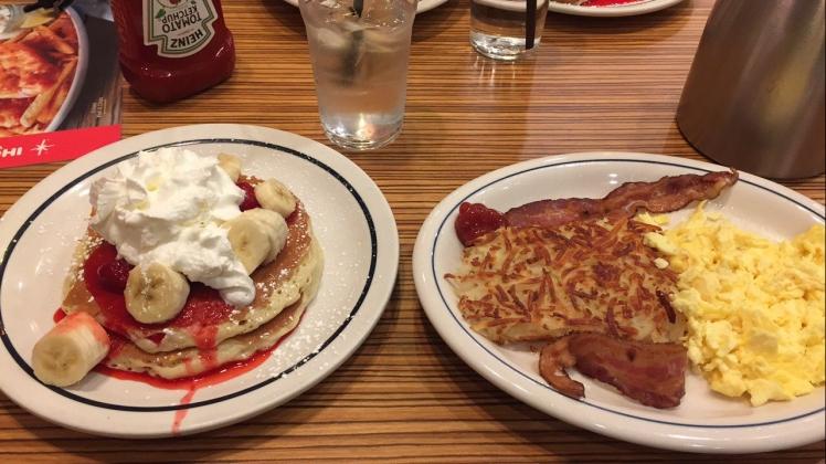 Breakfast Ihop